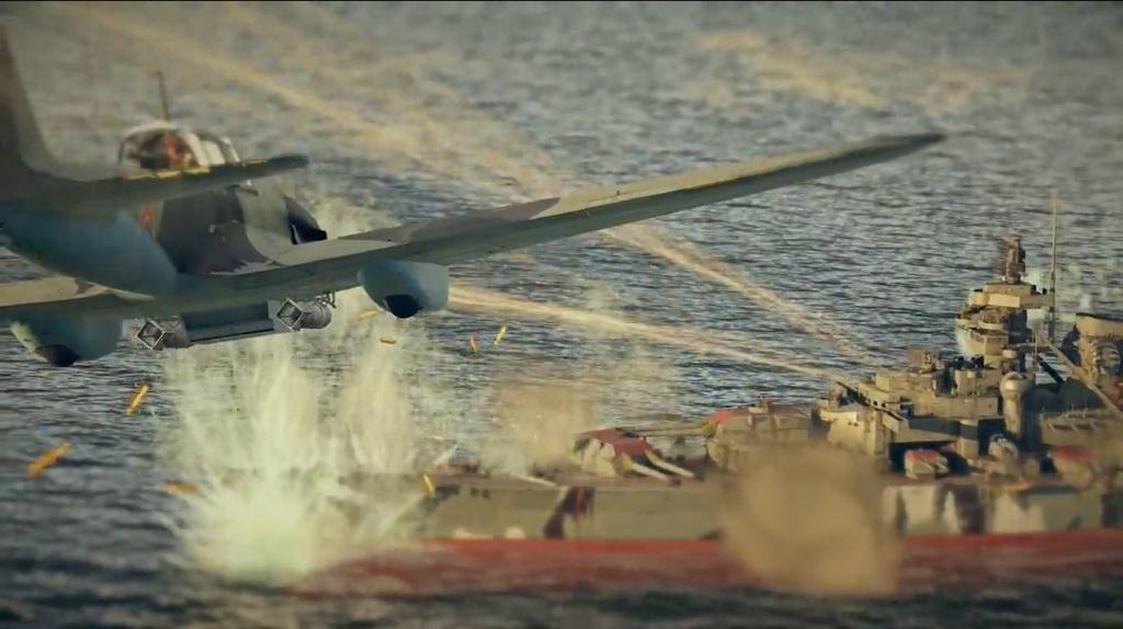 今度は、本当に海軍クローズドβテスト開始予定だそうです。[WarThunder] | がりろど戦日誌